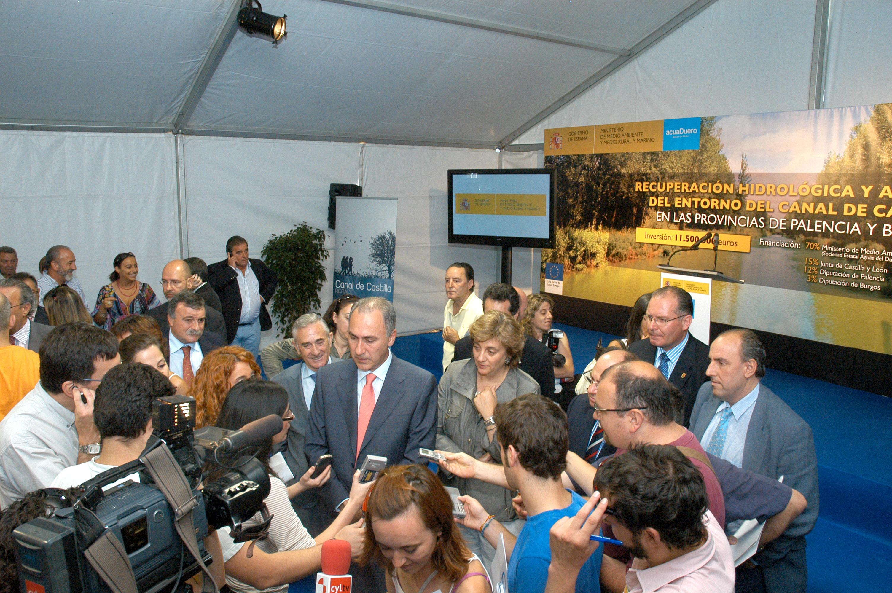 Ministerio de Agricultura. AcuaDuero. — IRRADIA Creatividad — Agencia de publicidad, eventos y producción audiovisual.