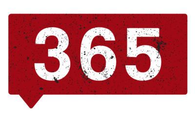 365 días en datos